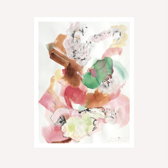 Abstract Watercolour Art Prints